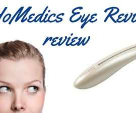 HoMedics Eye Revive review TheFuss.co.uk