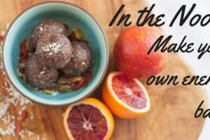 In The Nood Make Your Own Energy Balls TheFuss.co.uk