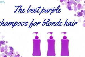 The Best Purple Shampoos For Blonde Hair TheFuss.co.uk