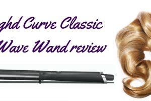 ghd Curve Classic Wave Wand review TheFuss.co.uk