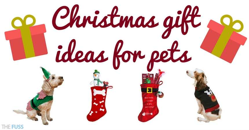 Christmas Gift Ideas For Pets TheFuss.co.uk