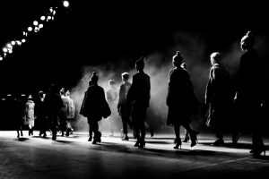 Dior fashion show www.thefuss.co.uk