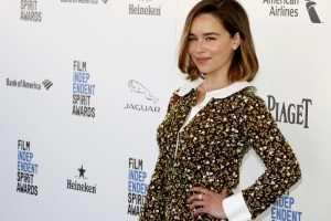Emilia Clarke's makeup and beauty secrets revealed TheFuss.co.uk