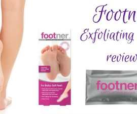 Footner Exfoliating Socks Review TheFuss.co.uk