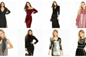 Glittering Party Dresses From Very TheFuss.co.uk