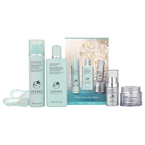 Liz Earle Make Every Day Glow Skincare Gift Set