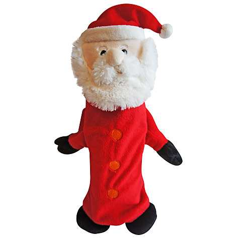 Pet London Santa Crusher Dog Toy