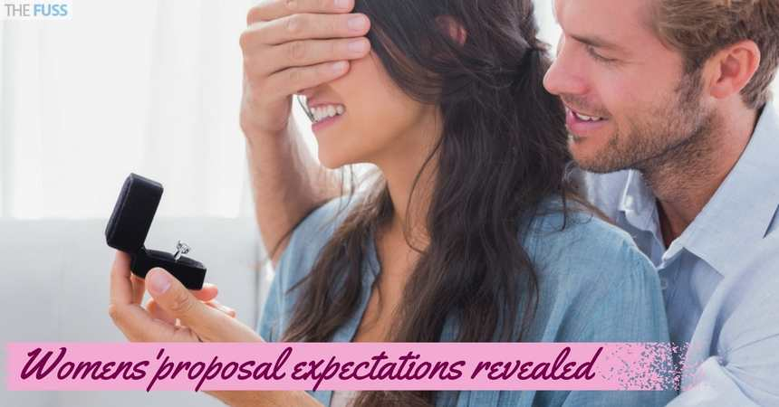 Proposal Expectations Revealed TheFuss.co.uk
