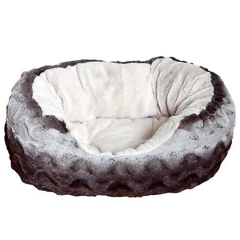 Rosewood Plush Pet Bed