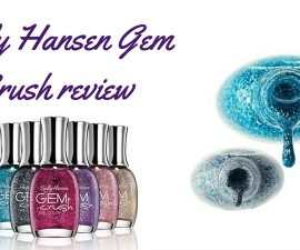 Sally Hansen Gem Crush Review TheFuss.co.uk