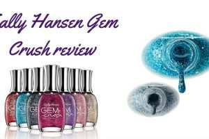 Sally Hansen Gem Crush Review TheFuss.co.uk