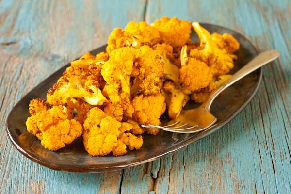 Tefal Actifry Recipe Roasted Orange Cauliflower