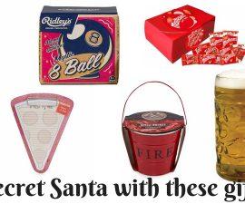 Win Secret Santa With These Gift Ideas TheFuss.co.uk