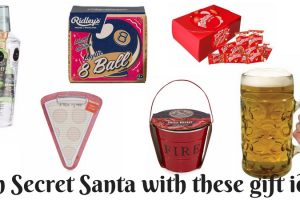 Win Secret Santa With These Gift Ideas TheFuss.co.uk