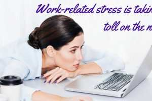 Work Related Stress Is Taking Its Toll On The Nation TheFuss.co.uk