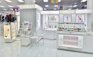 Clinique Counter