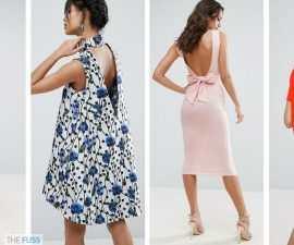 ASOS Backless Dreses Your Wardrobe Needs TheFuss.co.uk