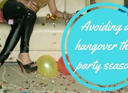 Avoiding a Hangover This Party Season TheFuss.co.uk