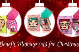 Benefit Limited Edition Christmas Gift Sets TheFuss Co Uk