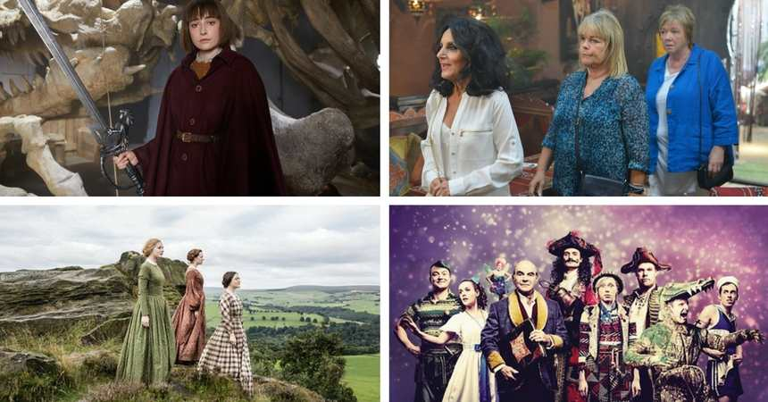 Christmas TV Specials Not To Miss TheFuss.co.uk
