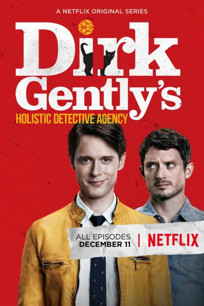 Dirk Gentlys Holistic Detective Agency is a brand new TV show not to miss in December TheFuss.co.uk