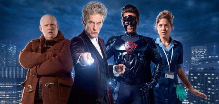 Doctor Who Christmas Special 2016