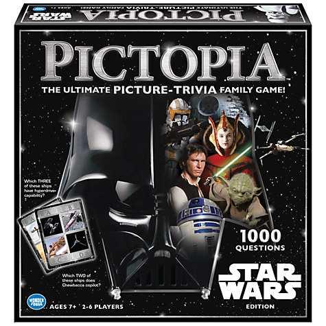 Esdevium Star Wards Pictopia Game