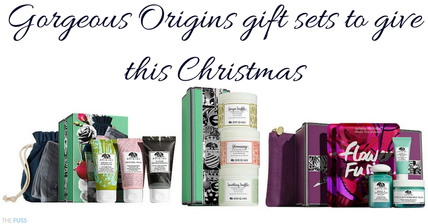 Gorgeous Origins Gift Sets To Give This Christmas TheFuss.co.uk