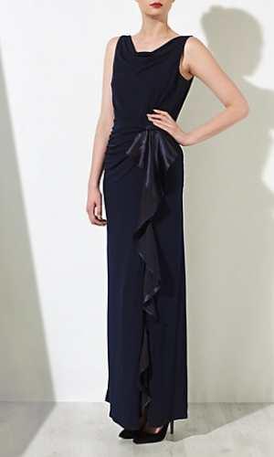 John Lewis Darielle Sleeveless Jersey Maxi Dress