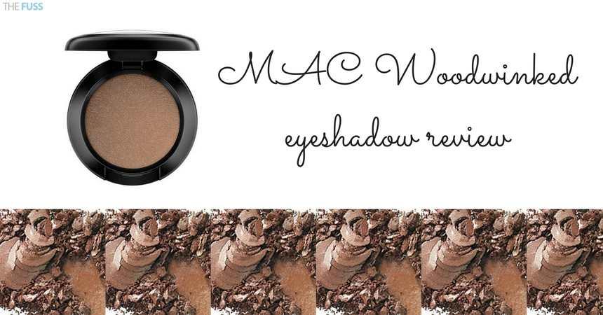MAC Woodwinked Eyeshadow Review TheFuss.co.uk