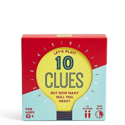 Marks And Spencer 10 Clues