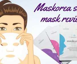 Maskorea Sheet Mask Review TheFuss.co.uk
