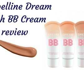 Maybelline Dream Fresh BB Cream Review TheFuss.co.uk