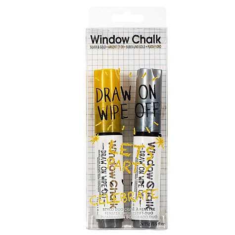 NPW Window Chalk Metallic Markers