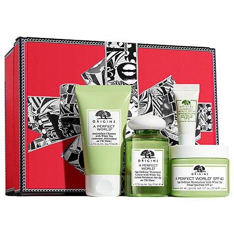 Origins A World Of Protection Skincare Gift Set