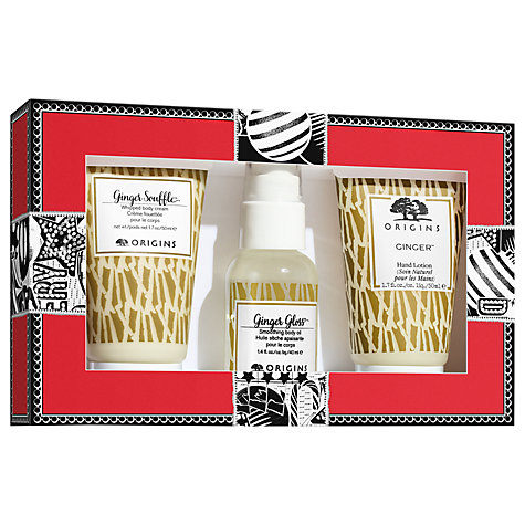 Origins Go Ginger Bodycare Gift Set