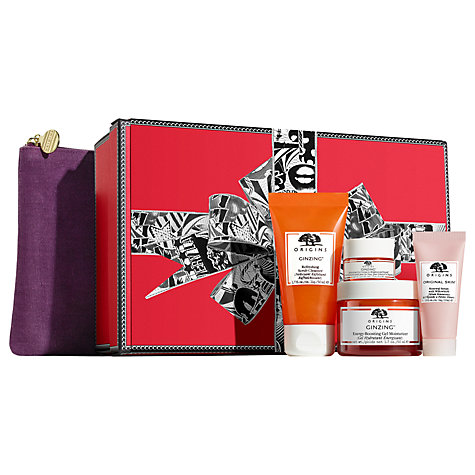Origins Let Us Glow Skincare Gift Set