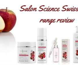 Salon Science Swiss Apple Range Review
