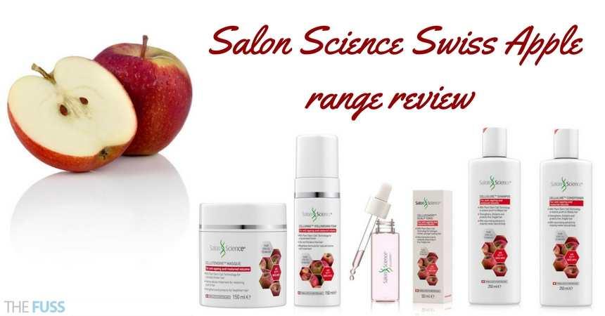 Salon Science Swiss Apple Range Review