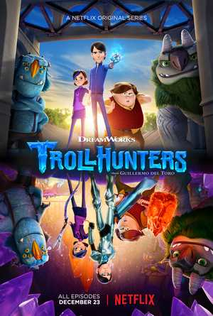 Trollhunters is the perfect show to watch as a family in December TheFuss.co.uk