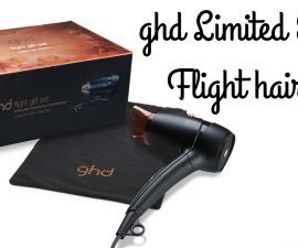 Ghd Limited Edition Flight Hair Dryer Review TheFuss Co Uk