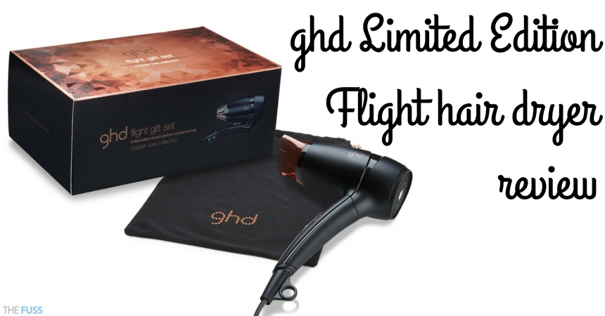 Ghd Flight Travel Hair Dryer Review