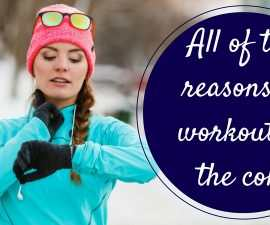 All The Reasons To Workout In The Cold TheFuss.co.uk