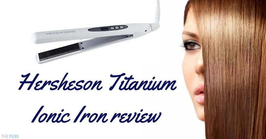 Hersheson Titanium Ionic Iron Review