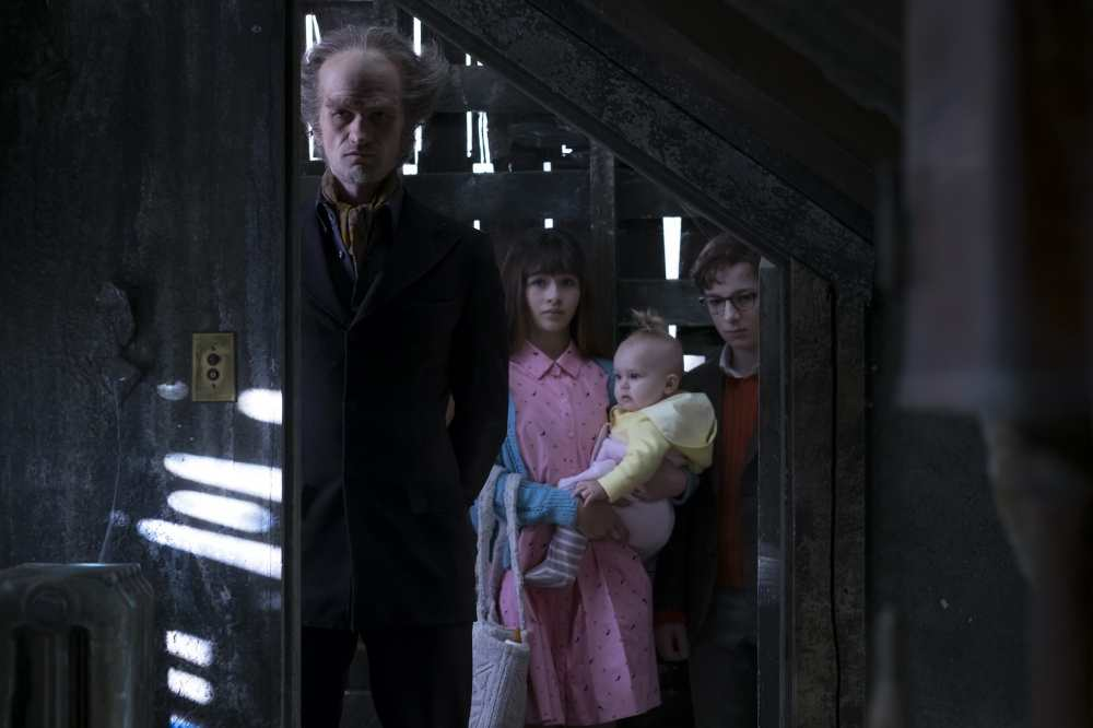 Lemony Snicket's A Series Of Unfortunate Events TheFuss.co.uk
