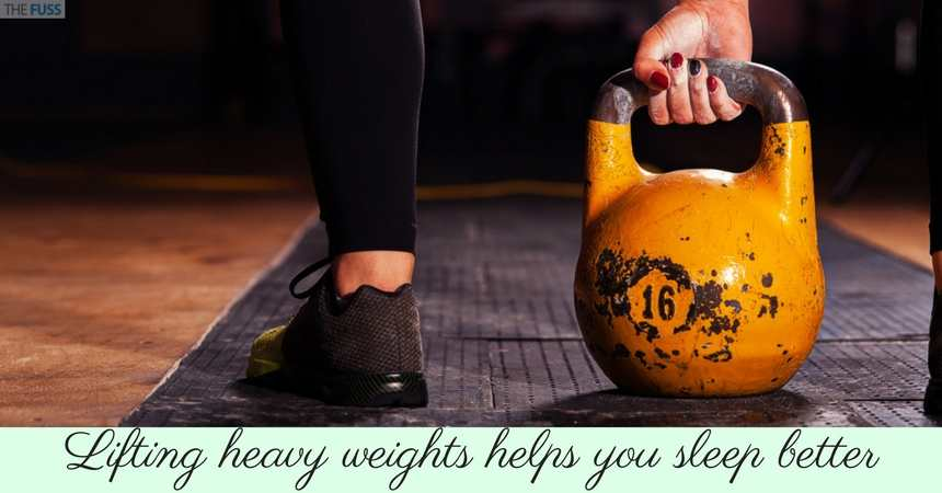 Lifting Heavy Impacts Greatly On Your Overall Health TheFuss.co.uk