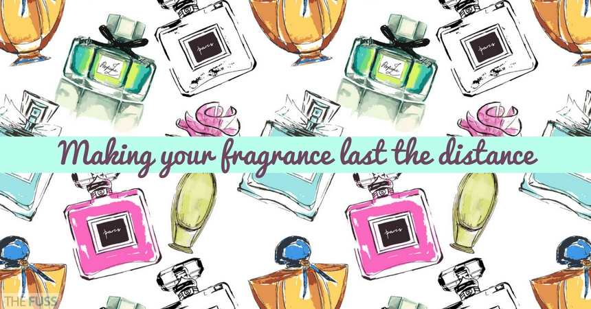 Making Your Fragrance Last The Distance TheFuss.co.uk