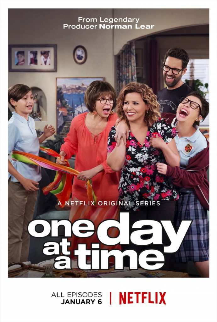 One Day At A Time is a new original on Netflix in January TheFuss.co.uk