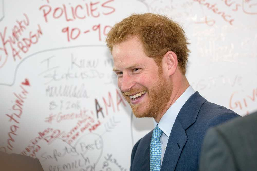 Prince Harry's love life was a big story in 2016 TheFuss.co.uk