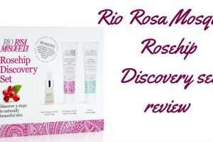 Rio Rosa Mosqueta Rosehip Discovery Set Review